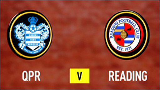 Prediksi Skor QPR vs Reading 4 November 2012