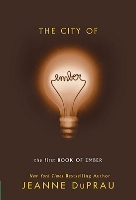 The City of Ember, Jeanne DuPrau