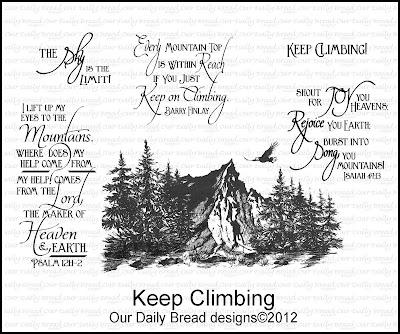 ODBD Keep Climbing