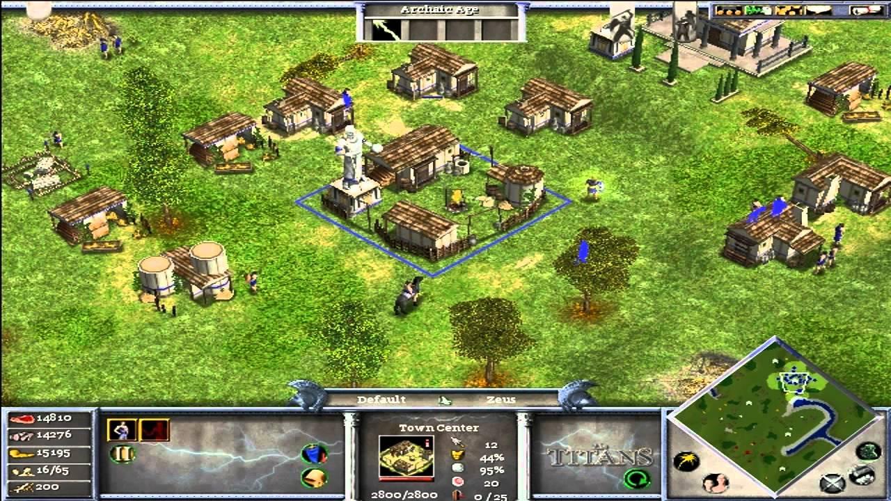 Download Age of Mythology PC Compressed screenshot www.giatbanget.blogspot.com