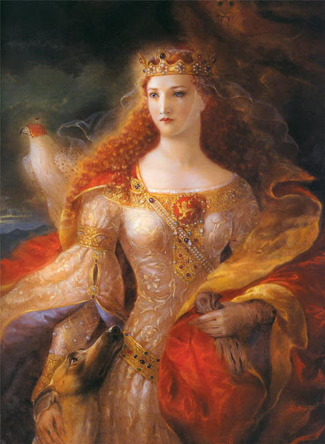 eleanor of aquitaine Watch video directed by anthony harvey with peter o'toole, katharine hepburn, anthony hopkins, john castle 1183 ad: king henry ii's three sons all want to inherit the throne, but he won't commit to a choice.