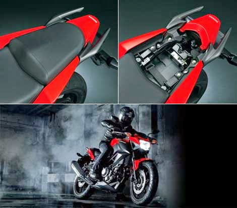 Harga Honda CB250F