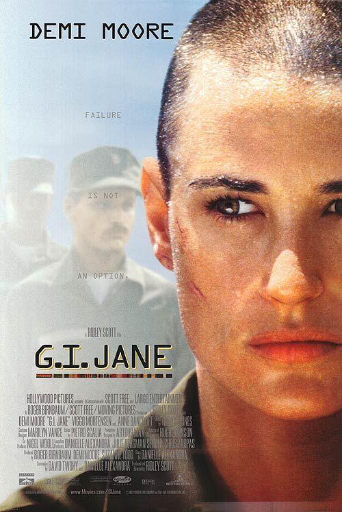 Demi Moore G.I. Jane