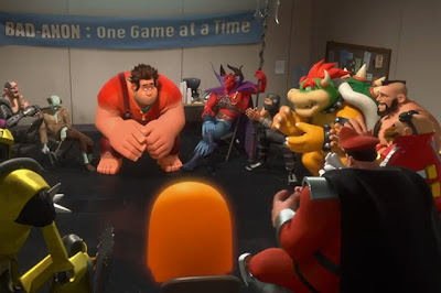 Wreck-It Ralph and video game cameos