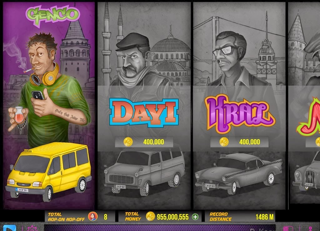 Dolmus Driver HD Hack