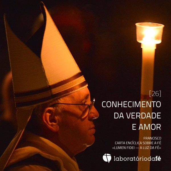 Papa Francisco, Carta Encíclica sobre a fé (Lumen Fidei — A luz da fé)