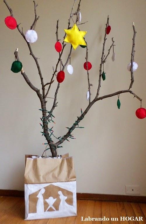 Un árbol de navidad por $ 2
