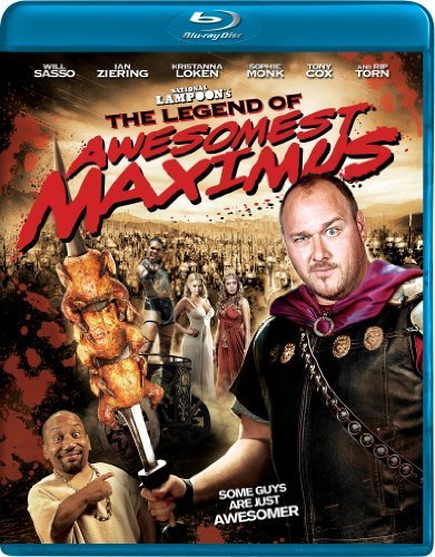 The Legend of Awesomest Maximus (2011) movie