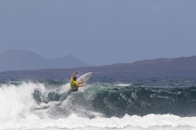 4 Andy Criere FRA Lanzarote Teguise 2015 Franito Pro Junior SL Gines Diaz