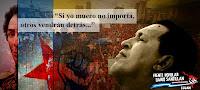 Nuestro homenaje al Comandante Hugo Chavez