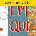 Best of 2015 | Melhores livros de 2015