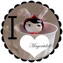 I LOVE MAGERITDOLL