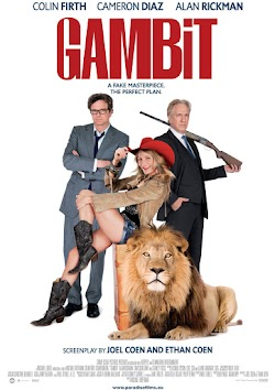 Con Tốt Thí - Gambit (2012) Poster
