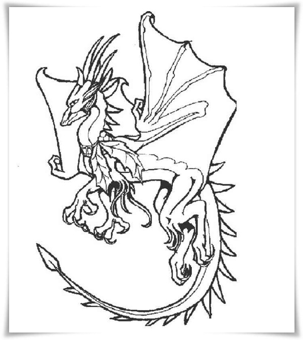 Coole Drachen Bilder Zum Ausmalen gallery - zalaces ...