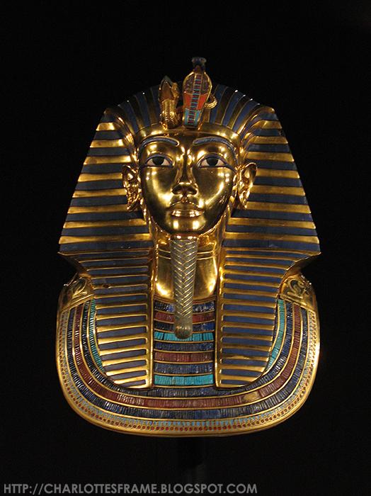 Masker van Toetanchamon, Mask of Tutankhamun
