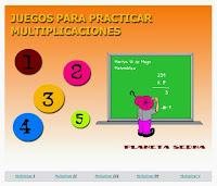 Jugamos con las multiplicaciones