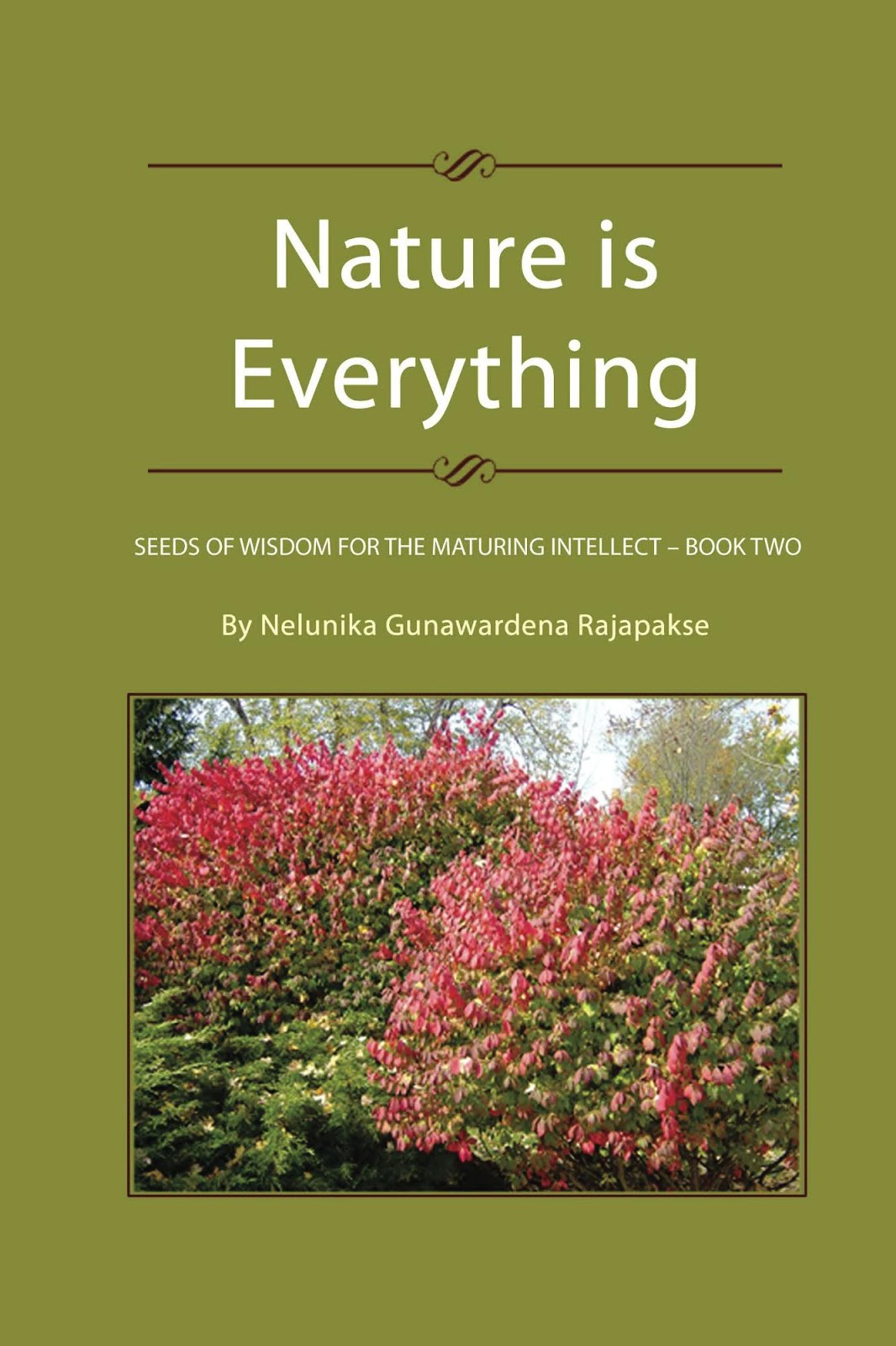 NATURE IS EVERYTHING - 'A Seeds of Wisdom Presentation' Book 2