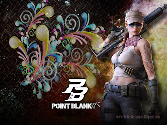 Wallpaper PB Point Blank Indonesia