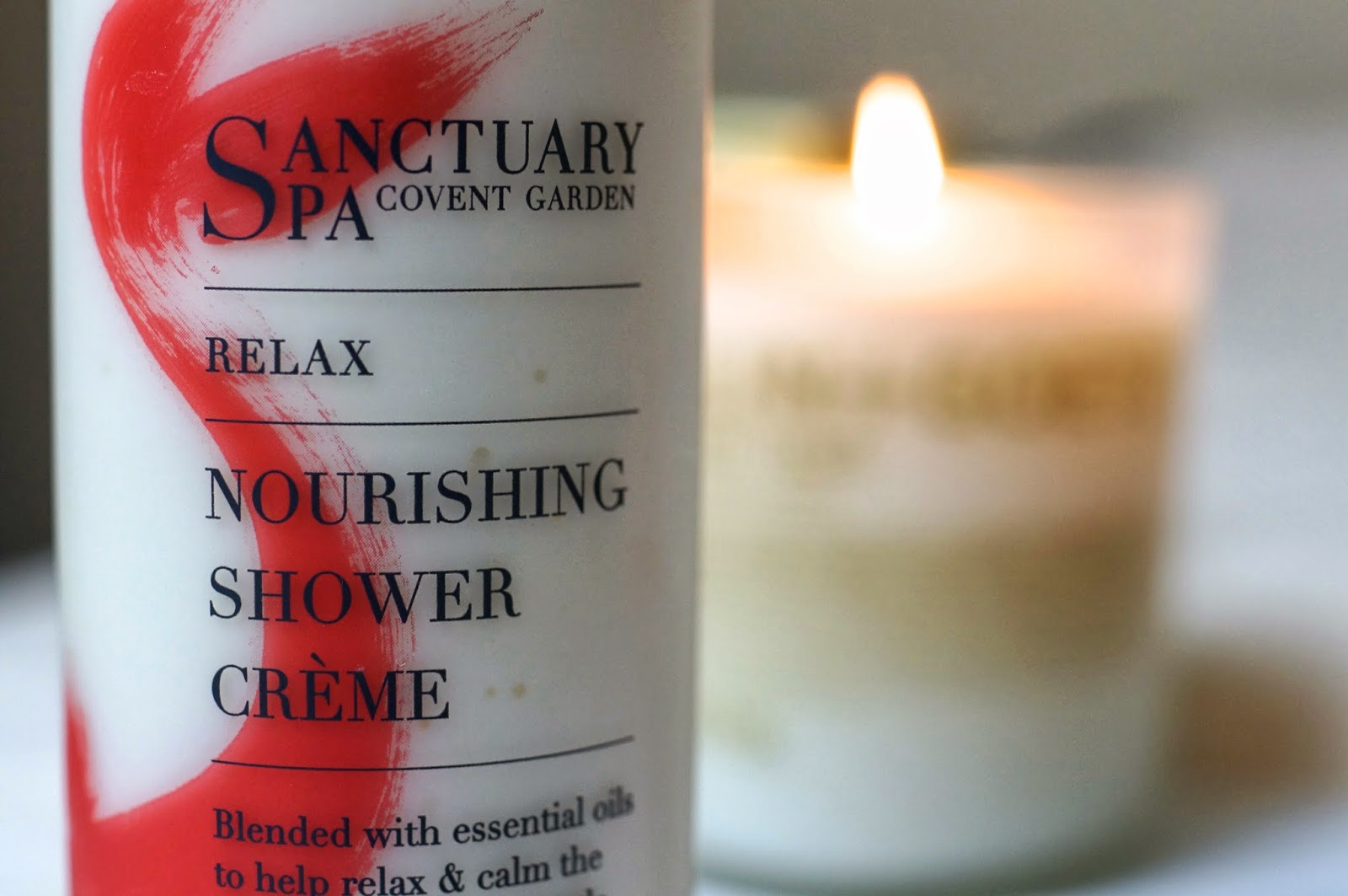 Sanctuary Spa Nourishing Shower Creme