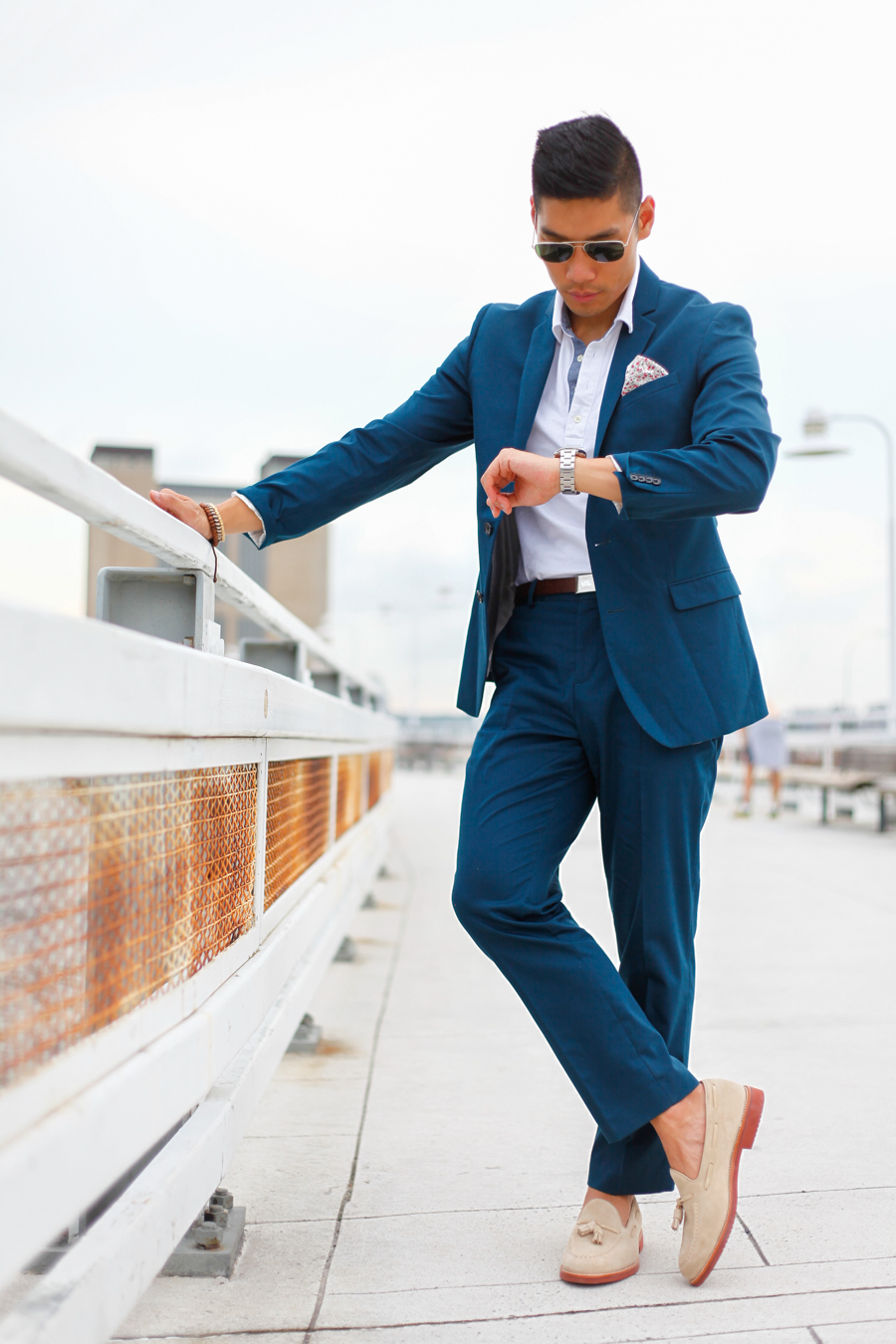 What Shoes To Wear With A Tuxedo Gq