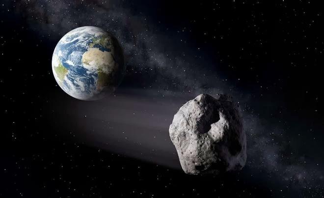 Μεγάλος αστεροειδής θα περάσει κοντά από τη Γη - Δείτε ζωντανά το πέρασμα του