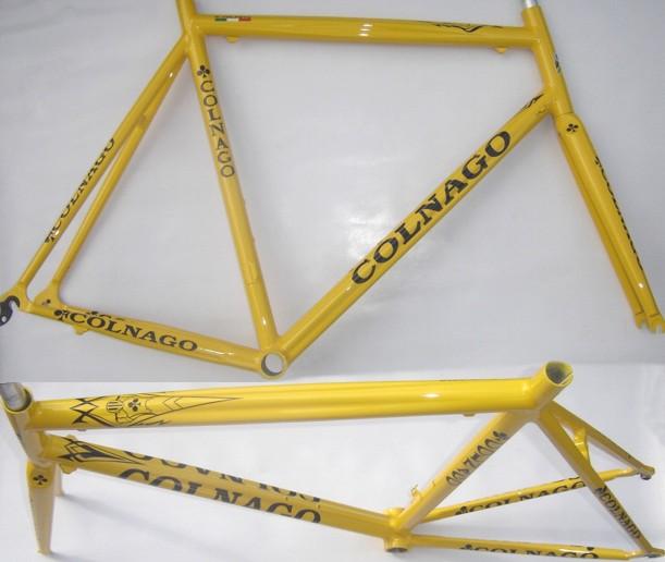 colnago dream amarela