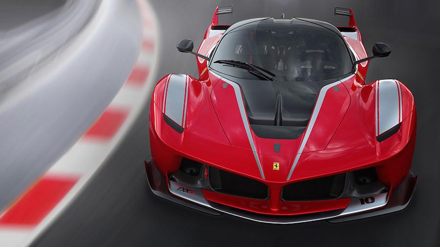 限定32台、価格3億円オーバー!「フェラーリFXX K」のオフィシャルビデオを公開!