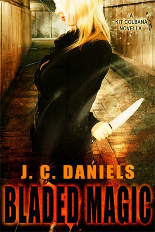 Bladed Magic by J.C. Daniels