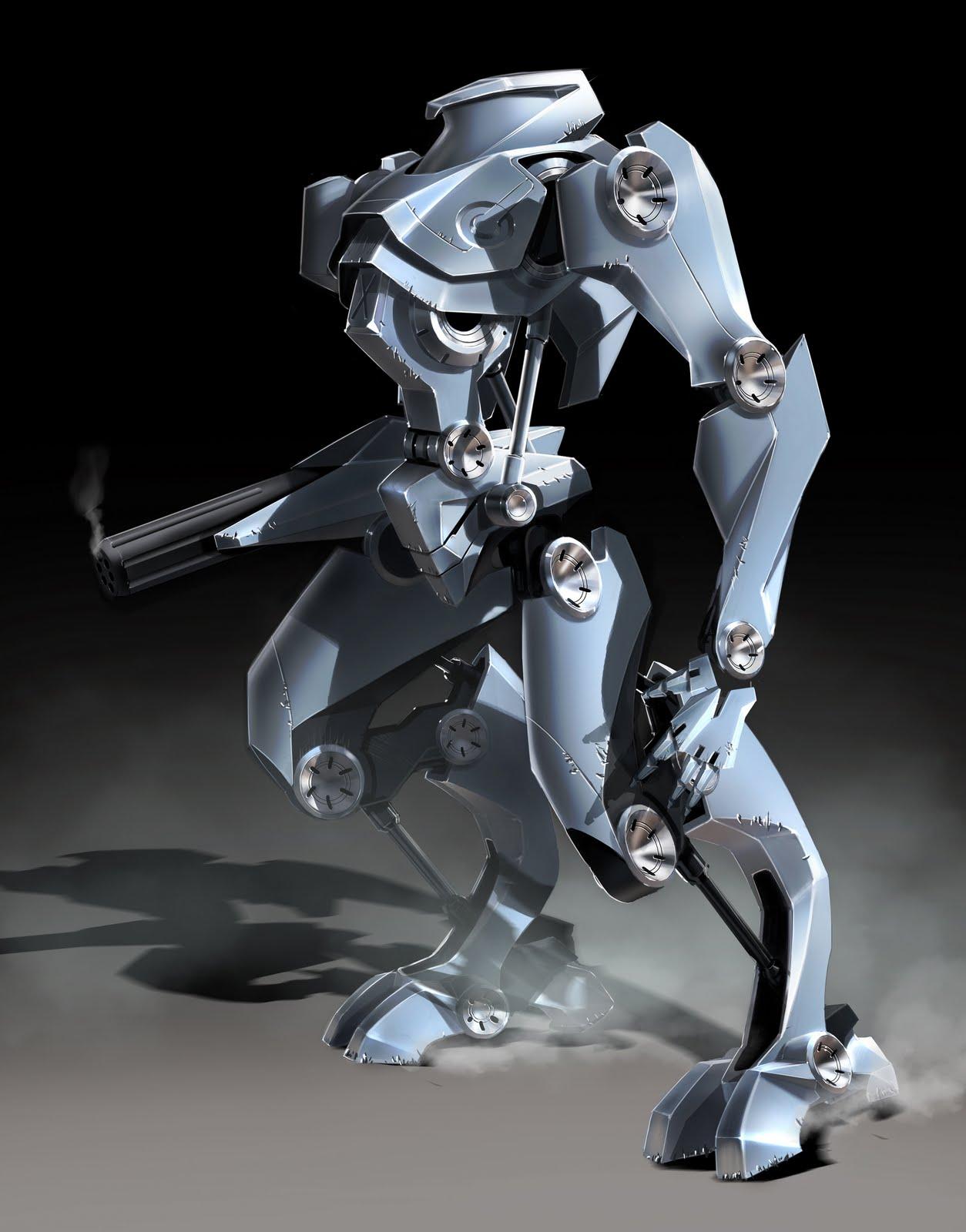 Robotunit8 something is