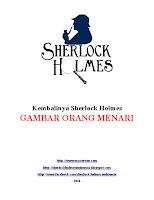 Download gratis ebook Kembalinya Sherlock Holmes Gambar Orang Menari