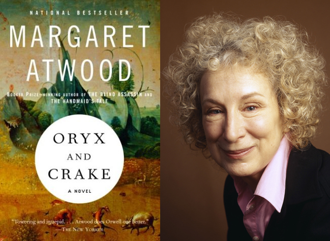 oryx and crake technology I would argue that most science fiction writers do or if not most, many oryx and crake seems to me to be the most vehemently anti-technology of any of the novels we.
