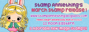 SAT March Stamp Release