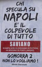 Il manifesto contro Saviano