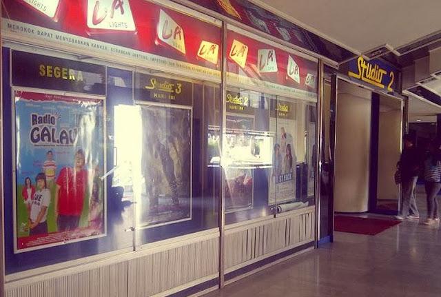 Bioskop Galaxy Bogor