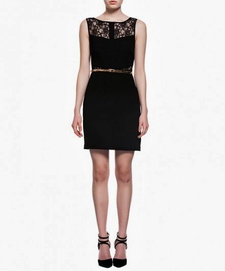 koton-siyah-elbise