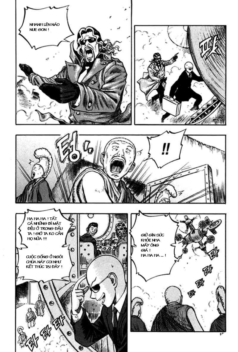 TruyenHay.Com - Ảnh 13 - Monk! Chap 19