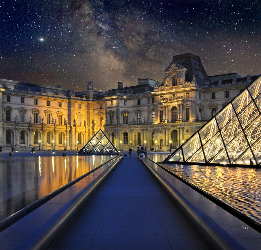 10. Paris by night by Jean-Michel Priaux