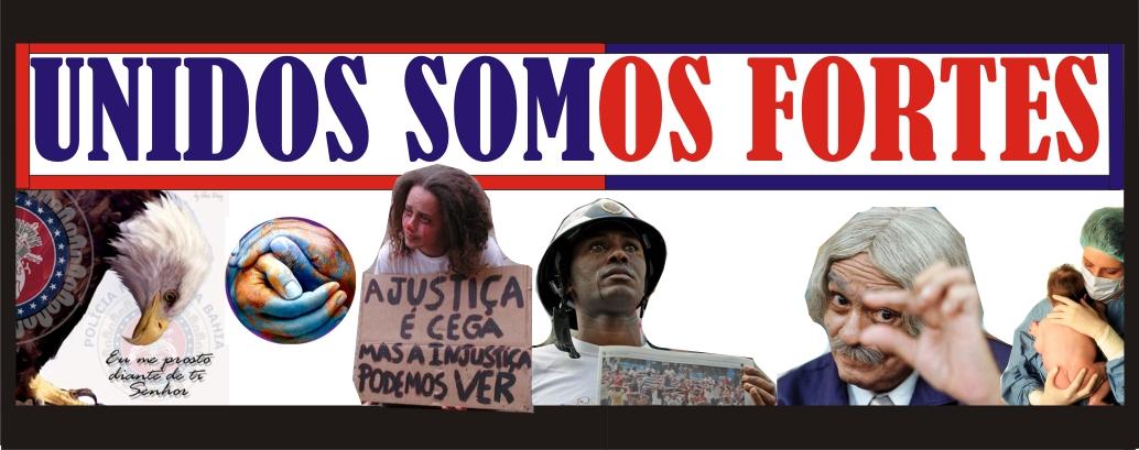 UNIDOS SOMOS FORTES