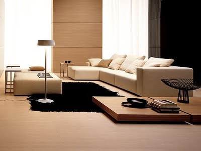 Decora y disena 20 fotos de muebles para sala modernas for Salas departamentos modernos