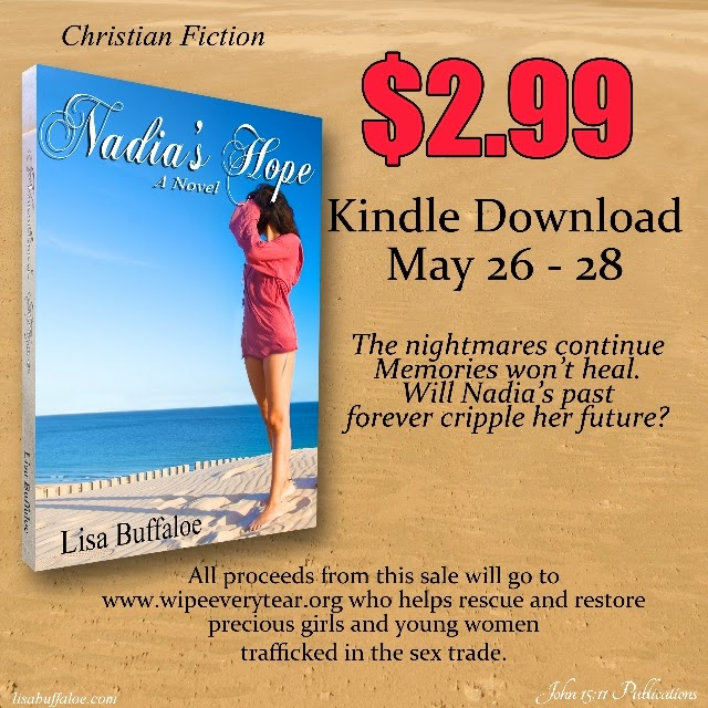Nadia's Hope on Kindle