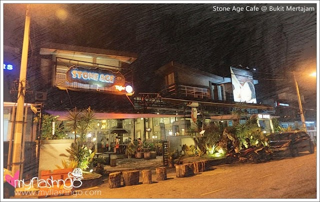 大山脚美食 | Stone Age Cafe