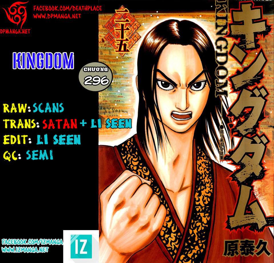 Kingdom – Vương Giả Thiên Hạ (Tổng Hợp) chap 296 page 2 - IZTruyenTranh.com