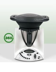 Robot aspirador robot cocina - Thermomix o robot de cocina ...