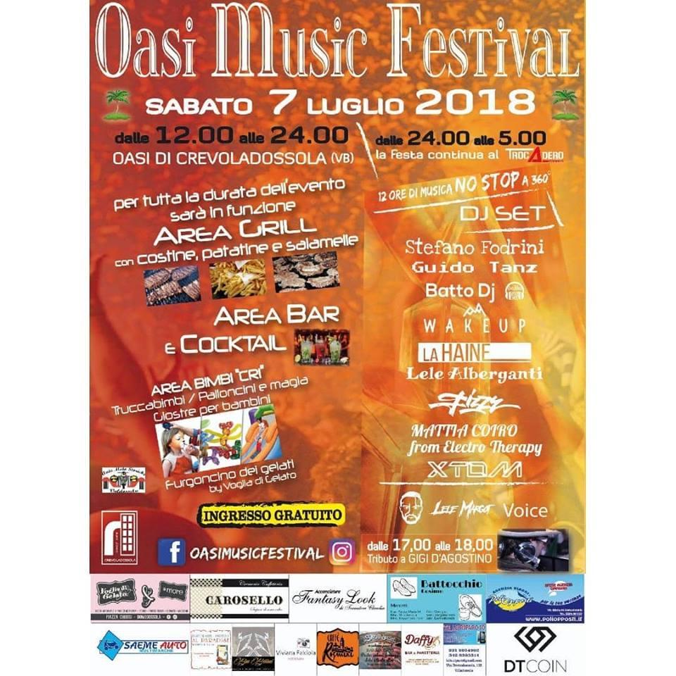 Oasi Music Festival