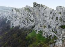 Roquedos de la Sierra de Andía