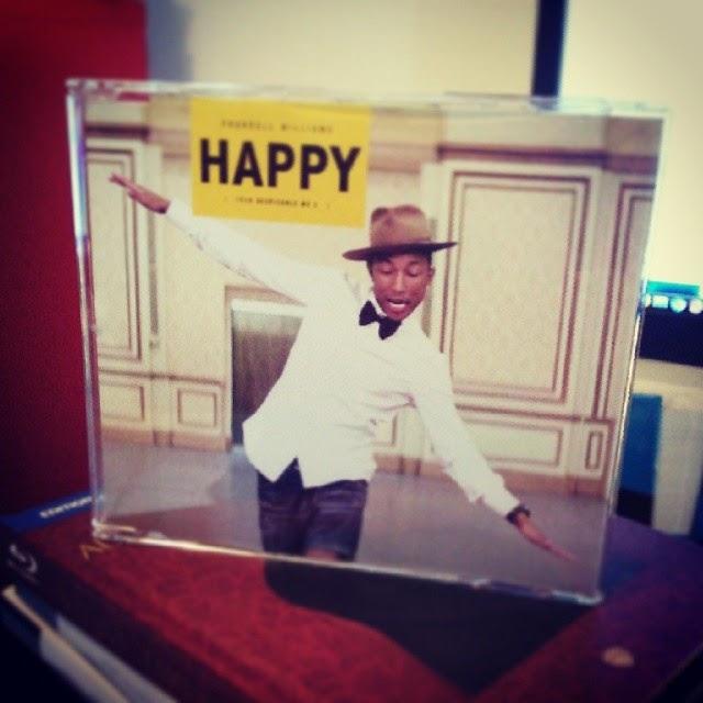 Pharrell Williams - Happy - cd single