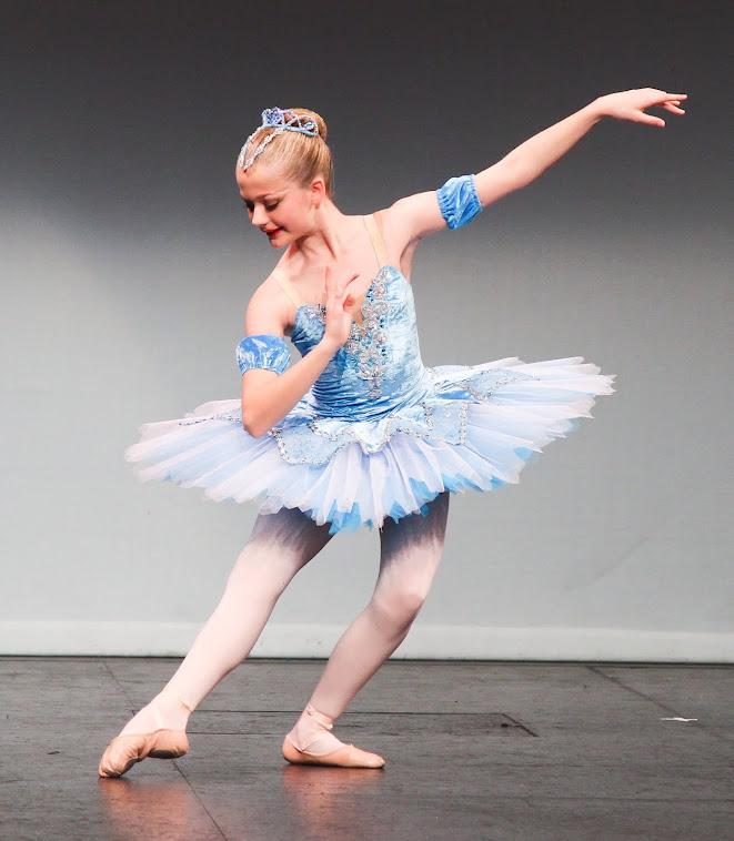 Classical ballet tutu Whitney E 2012