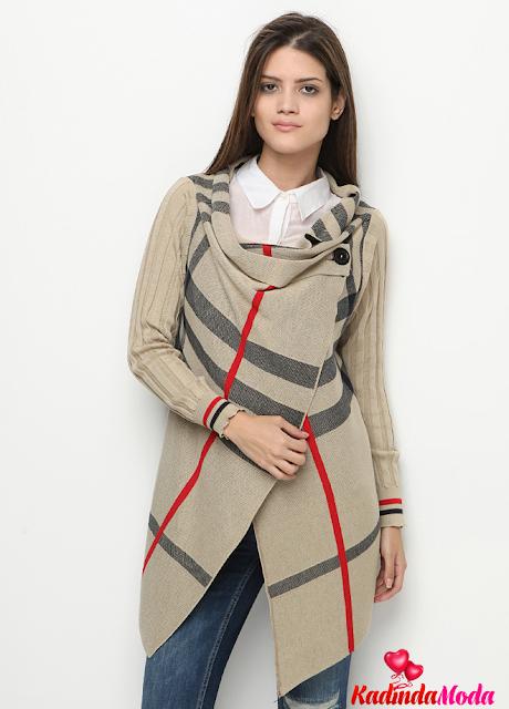 Yeni Moda Kışlık Hırkalar