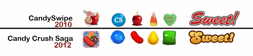 candy crush saga davalık oldu