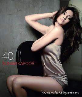 Sonam Kapoor Maxim Magazine Photoshoot